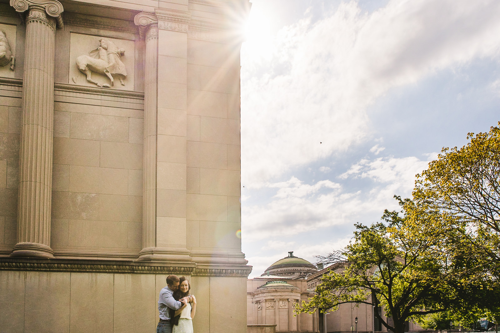 18 engagement session inspiration pintrest - Hyde Park Chicago Engagement Photos // Annemarie + Zach