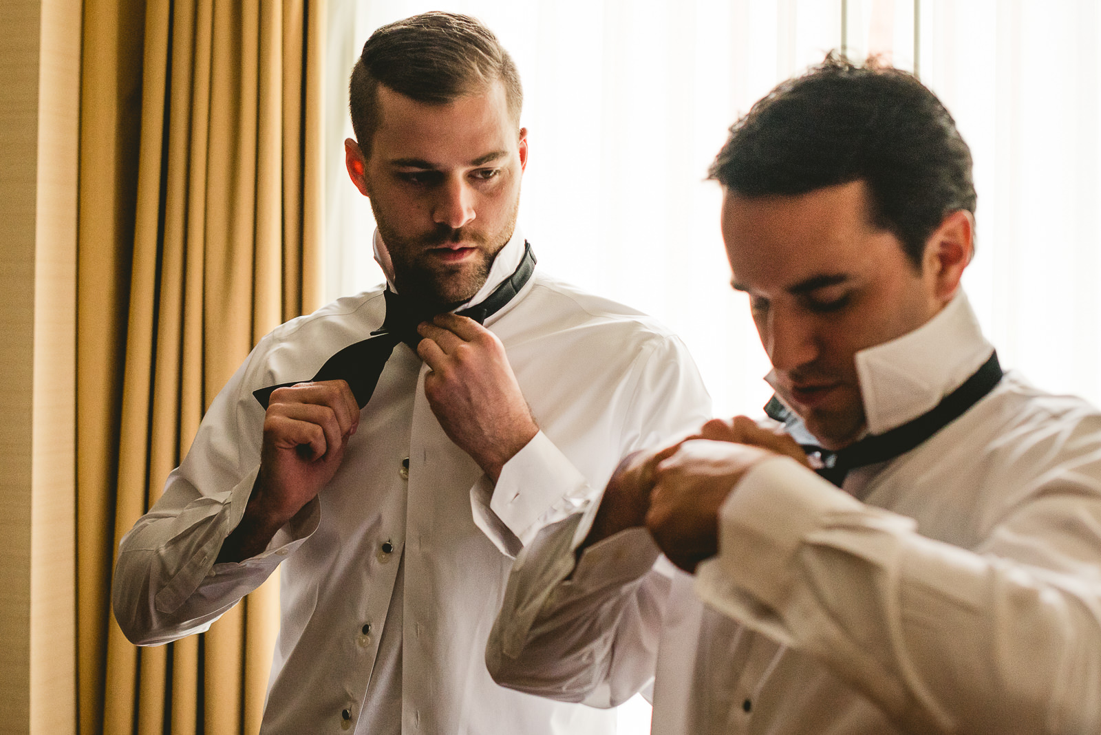 04 groomsmen - Club of Hillbrook Wedding // Jenna + Ben