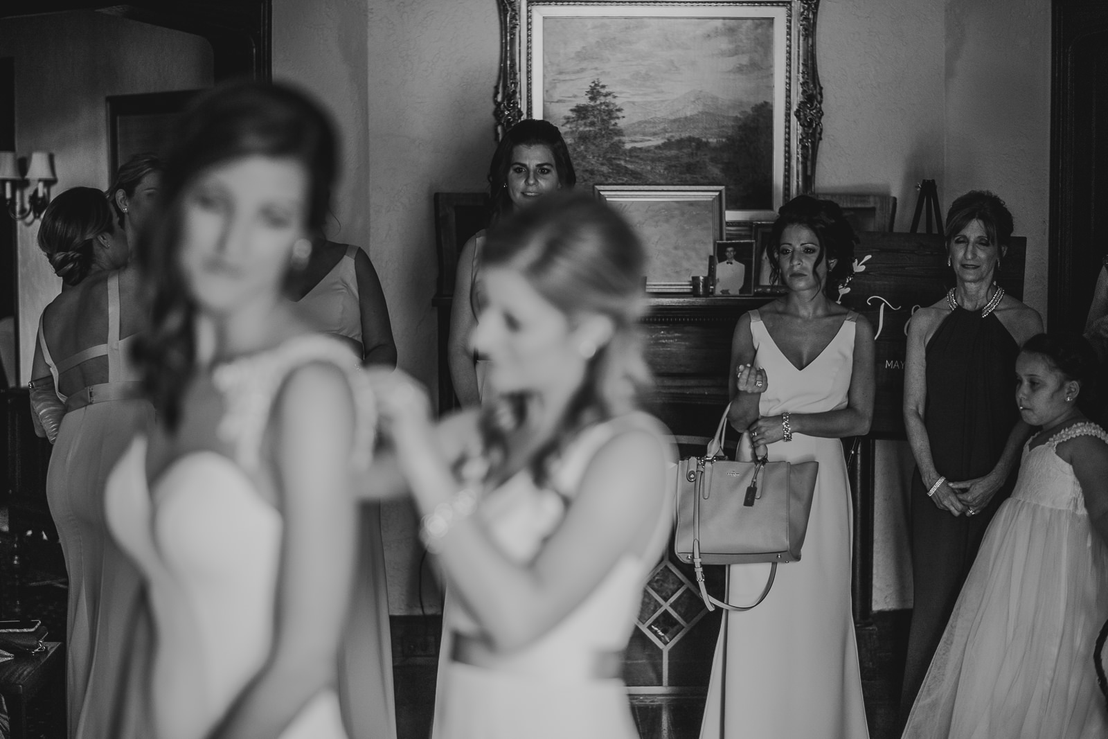 17 black and white wedding photos - Club of Hillbrook Wedding // Jenna + Ben