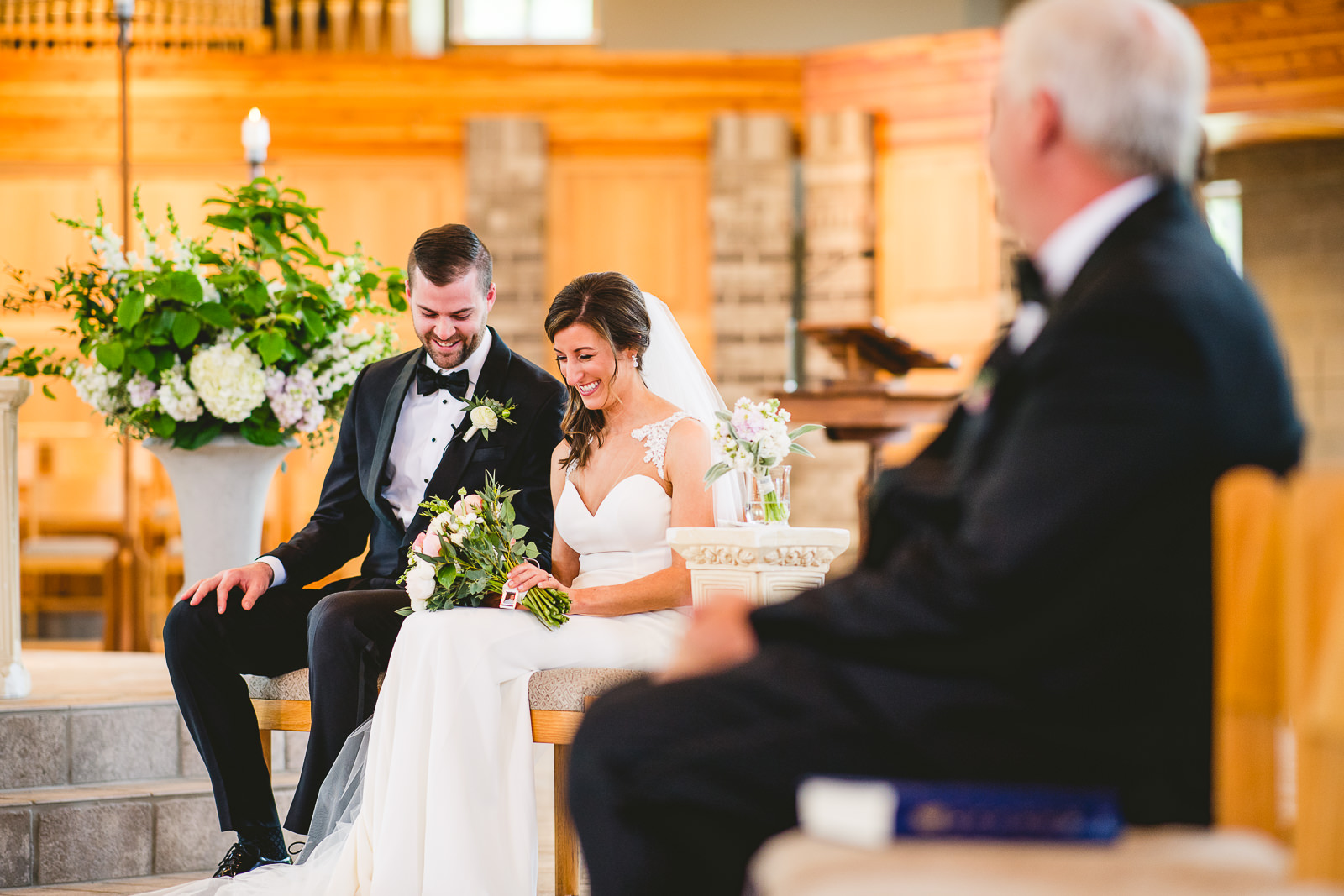 24 cleveland church wedding photos - Club of Hillbrook Wedding // Jenna + Ben