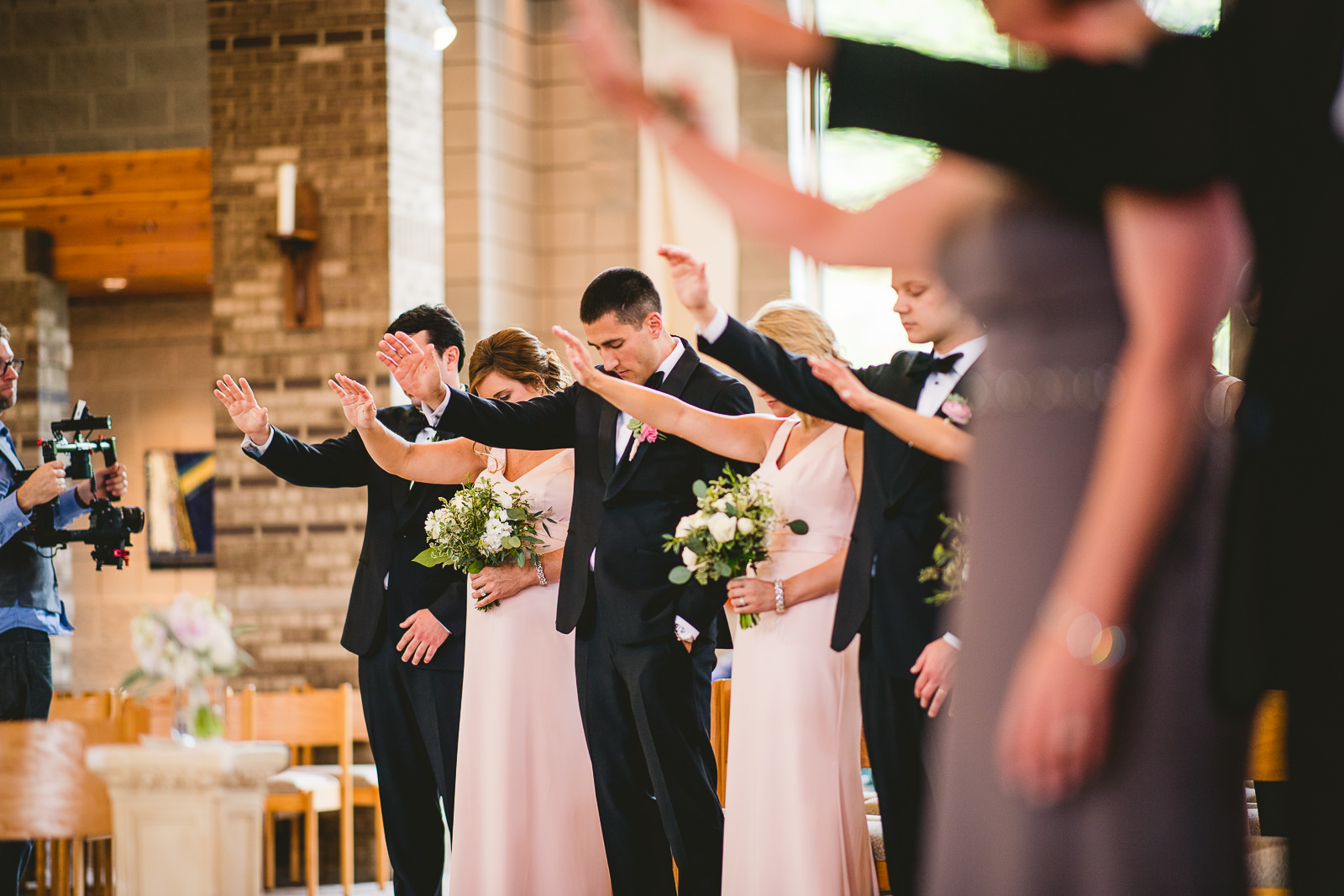 28 how to photograph church weddings - Club of Hillbrook Wedding // Jenna + Ben