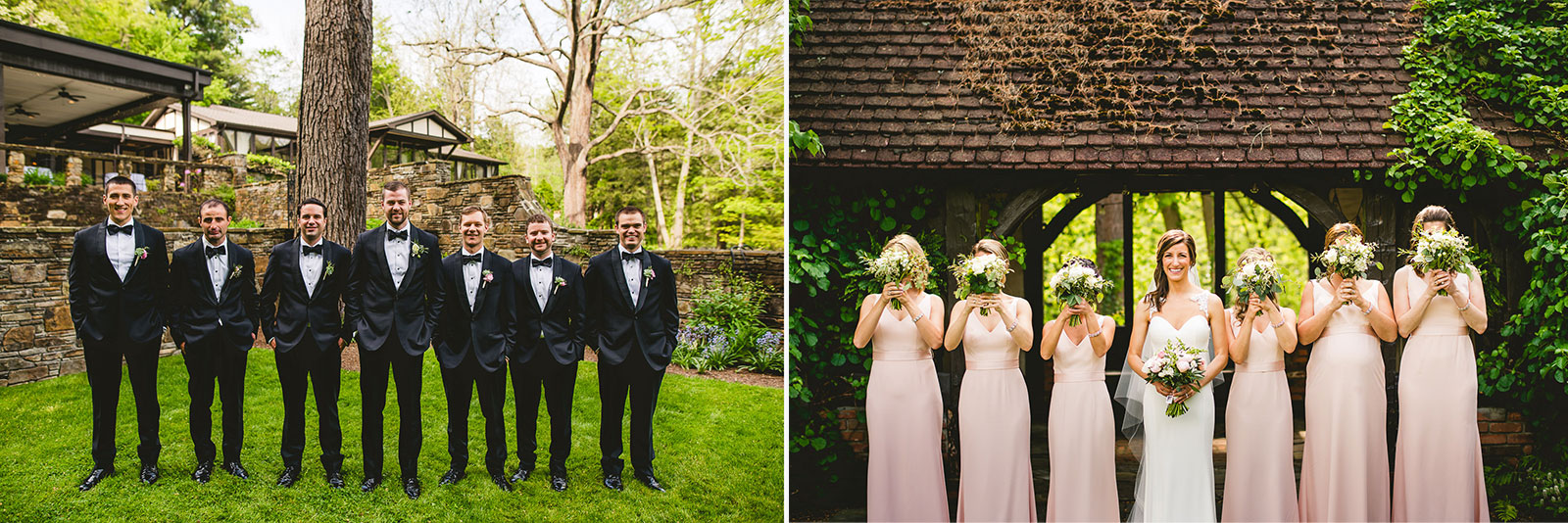 31 photographing bridal parties - Club of Hillbrook Wedding // Jenna + Ben