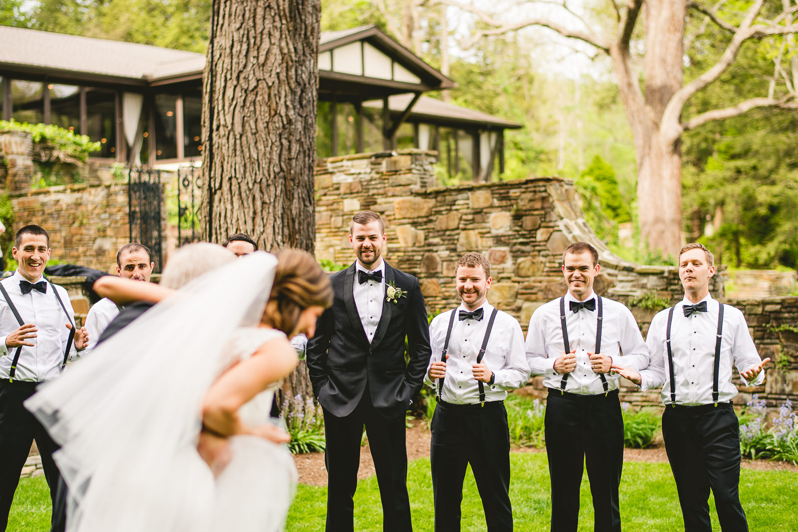33 cleveland wedding - Club of Hillbrook Wedding // Jenna + Ben