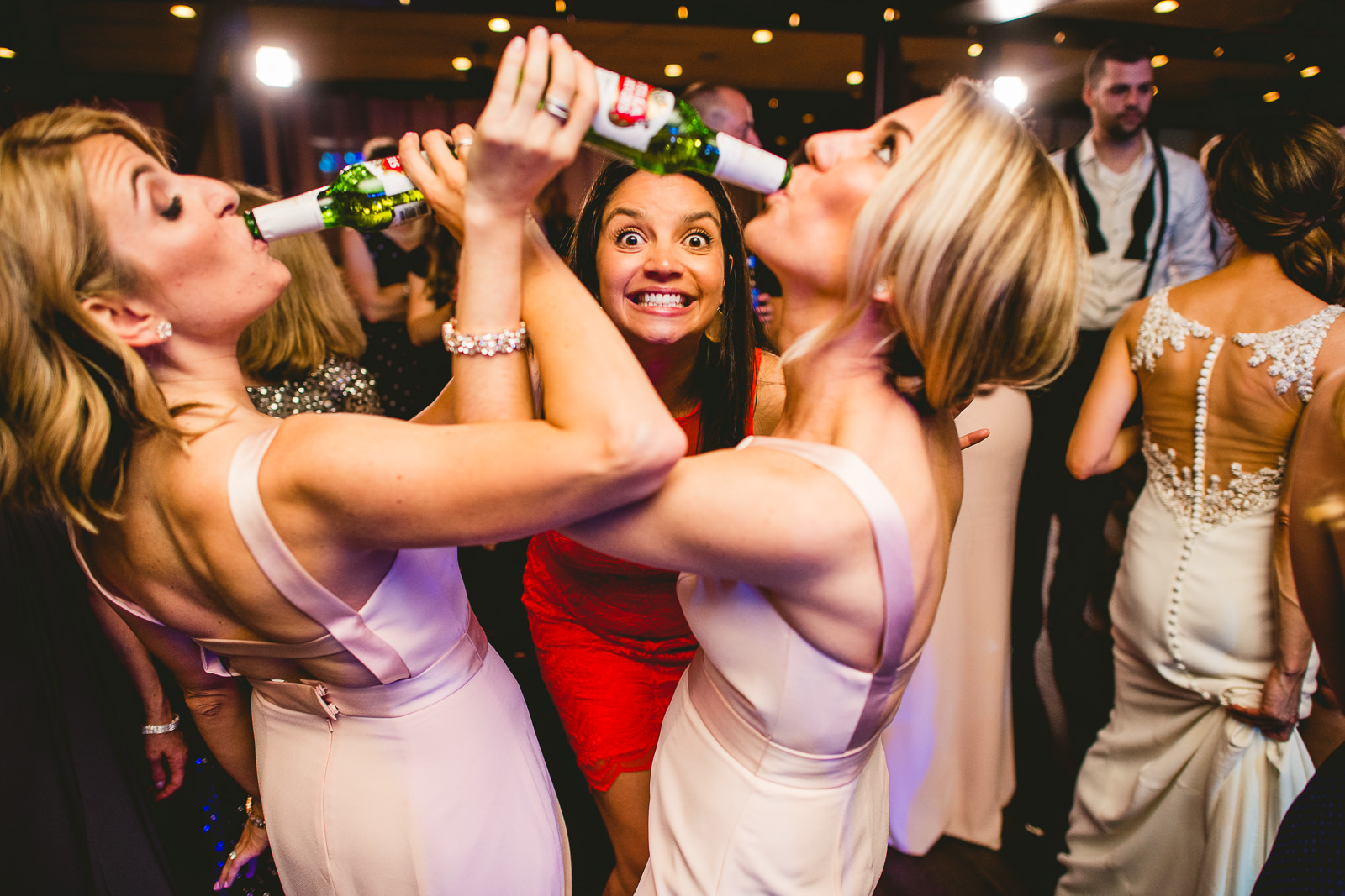 68 crazy wedding at club of hillbrook  - Club of Hillbrook Wedding // Jenna + Ben