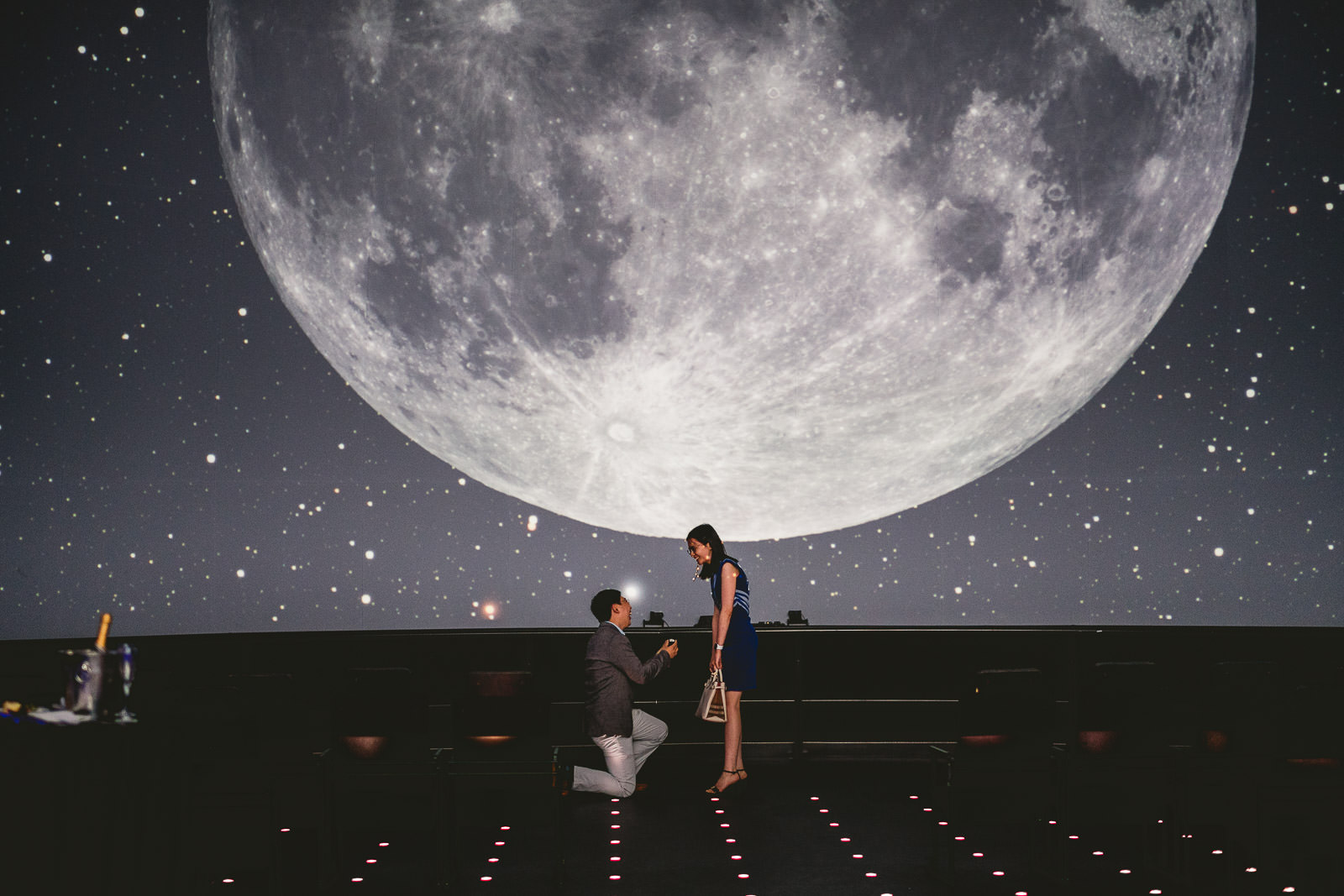04 grainger sky theater proposal - Adler Planetarium Grainger Sky Theater Proposal
