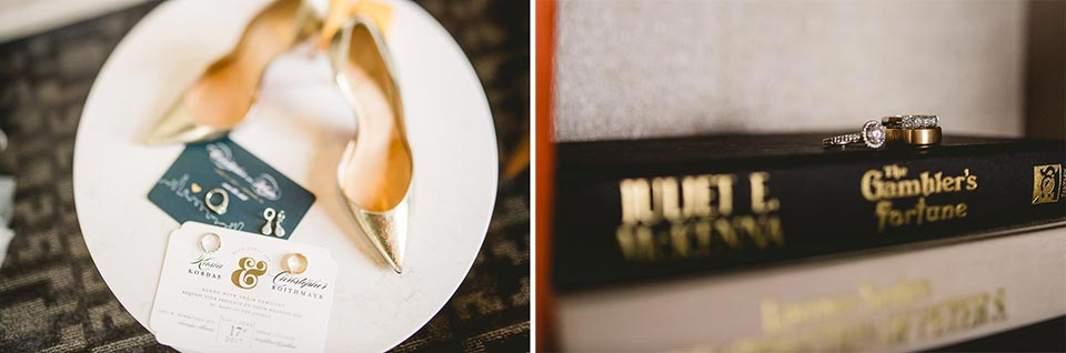 04 wedding detail inspiration - Harold Washington Library Wedding Photos // Kasia + Chris