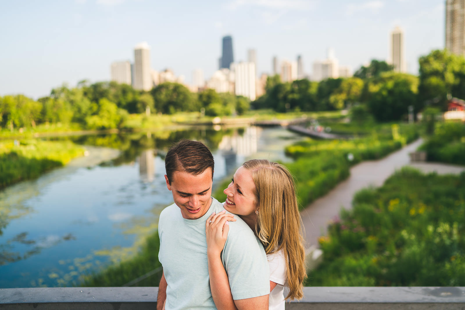 10 south pond bridge photography engagement - Why You NEED an Engagement Session