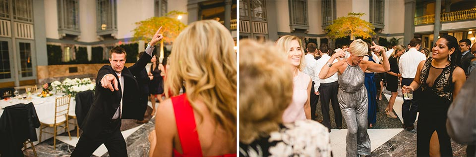 103 harold washington library wedding pics - Harold Washington Library Wedding Photos // Kasia + Chris