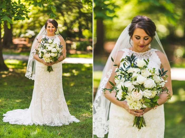 19 bride portraits inspiration - Cantigny Wedding Photos