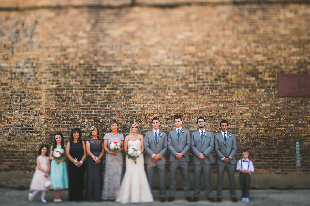 28 full bridal party wedding photos - Haight Wedding Photography // Kelly + Charlie