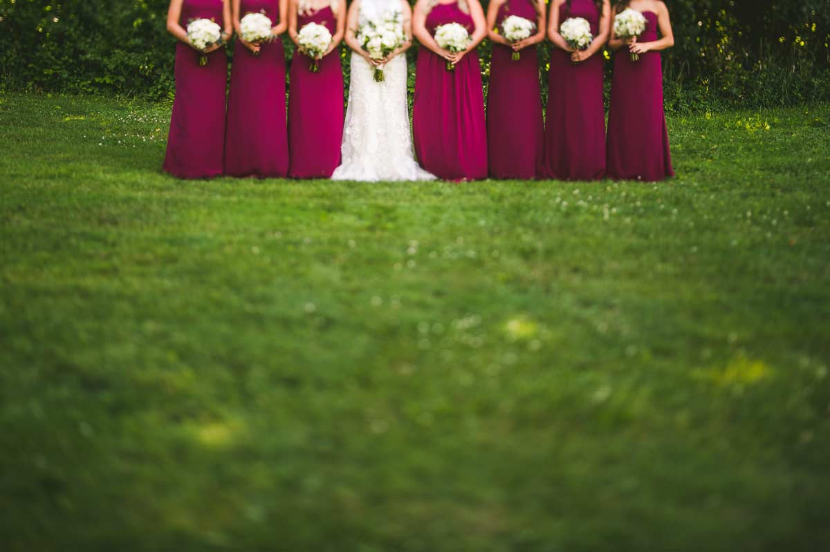 32 bridal party cantigny wedding photos - Cantigny Wedding Photos