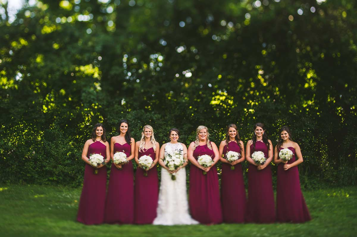 33 bride and bridesmaids cantigny wedding photos - Cantigny Wedding Photos