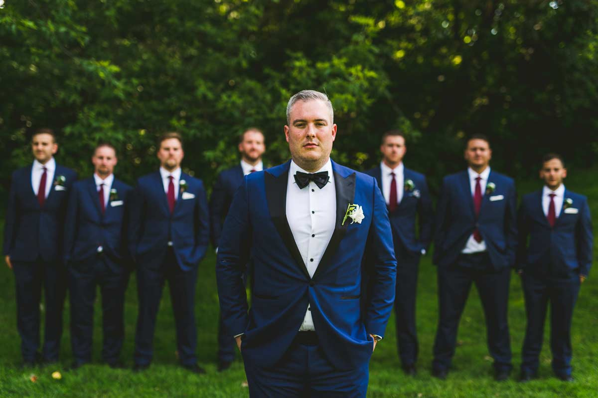 35 groom and groomsmen cantigny wedding photos - Cantigny Wedding Photos