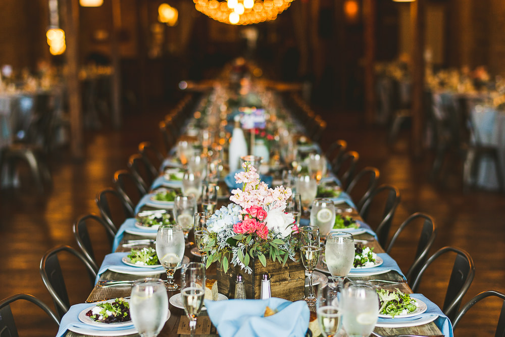 39 reception table details at the haight - Haight Wedding Photography // Kelly + Charlie