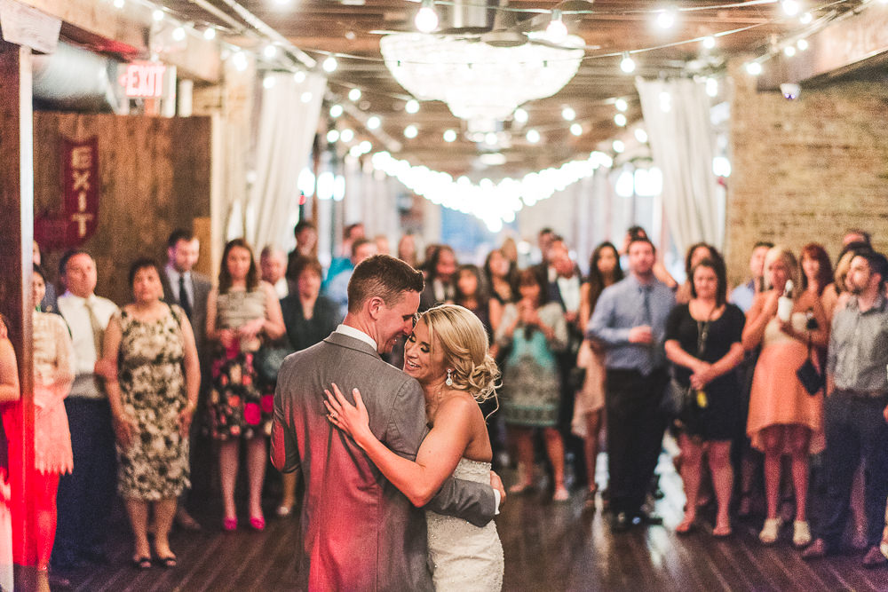 46 bride and groom dance - Haight Wedding Photography // Kelly + Charlie