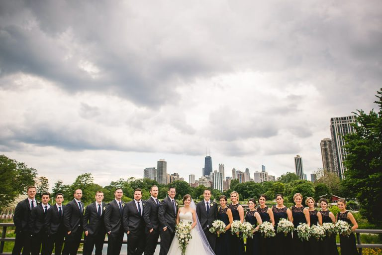 53 bridal party photography