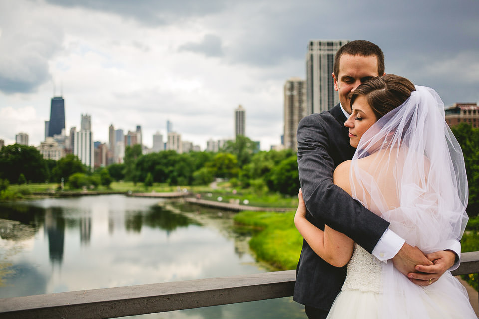 57 chicago wedding photography - Harold Washington Library Wedding Photos // Kasia + Chris