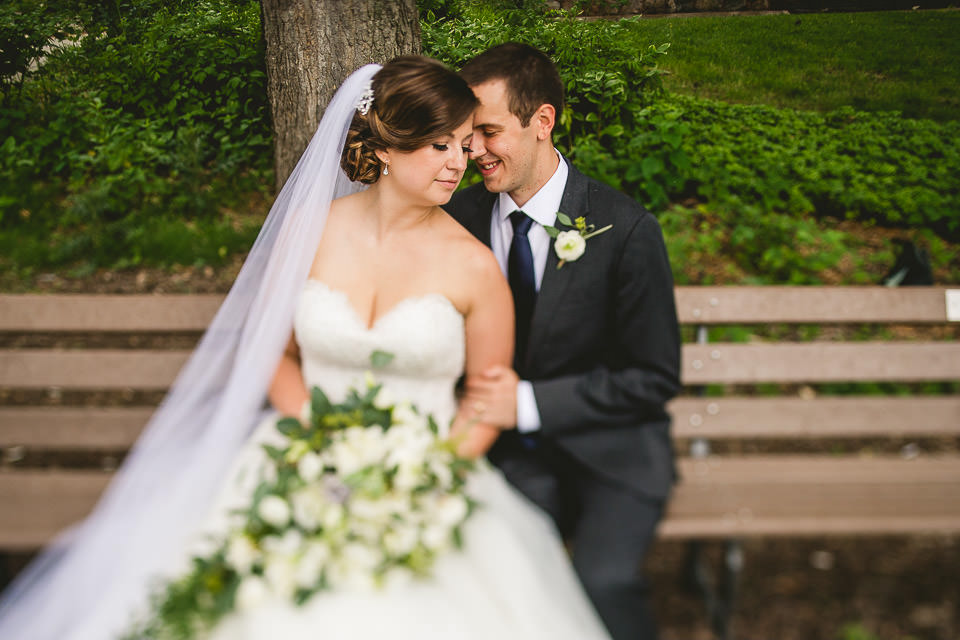 59 chicago wedding photographers - Harold Washington Library Wedding Photos // Kasia + Chris