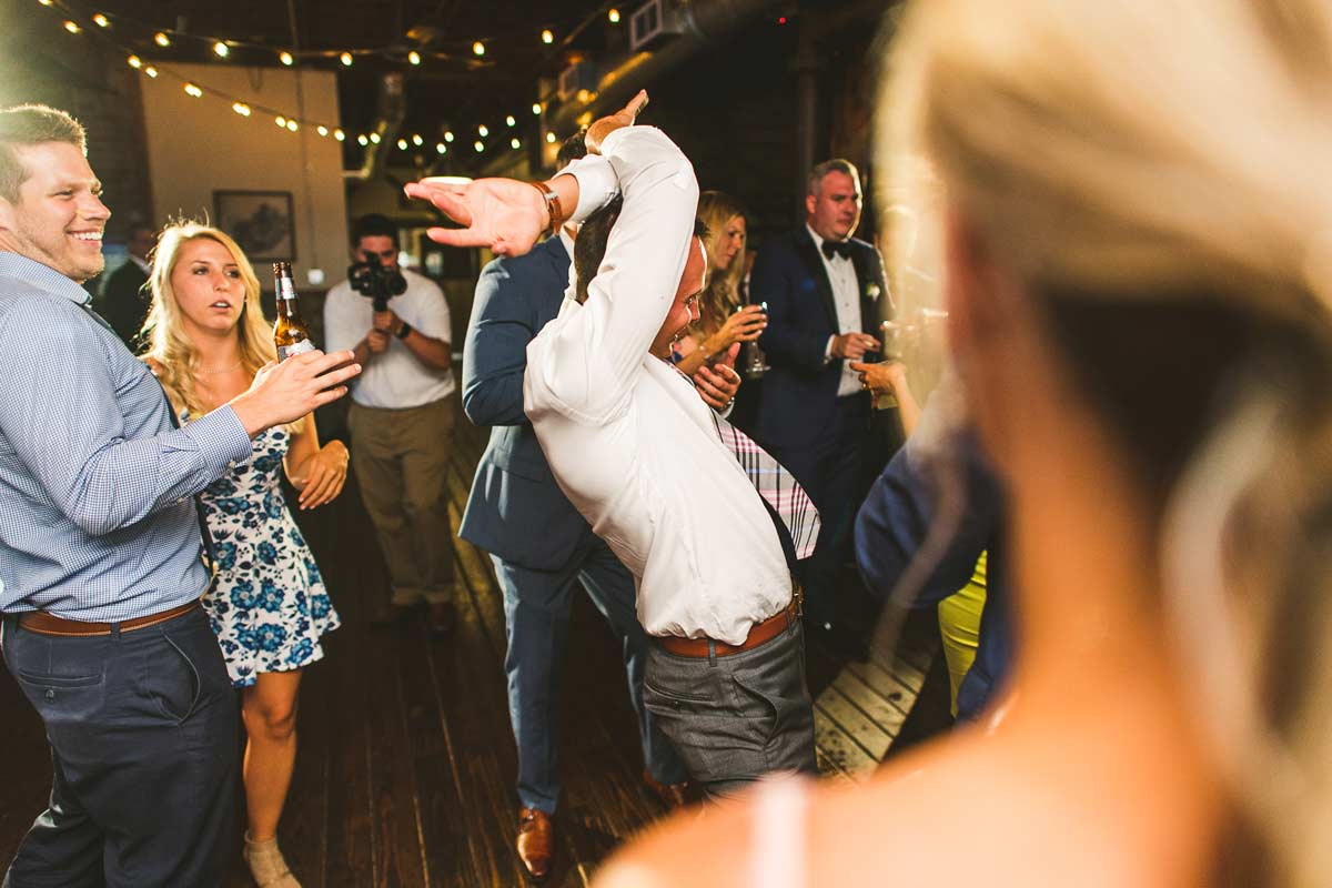 63 crazy guy at the haight wedding - Cantigny Wedding Photos
