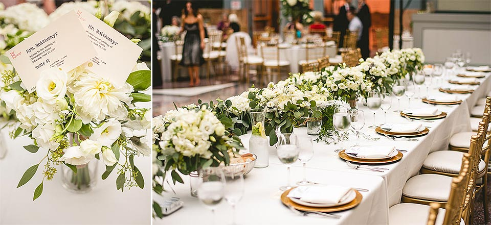 72 harold washington library wedding decor - Harold Washington Library Wedding Photos // Kasia + Chris