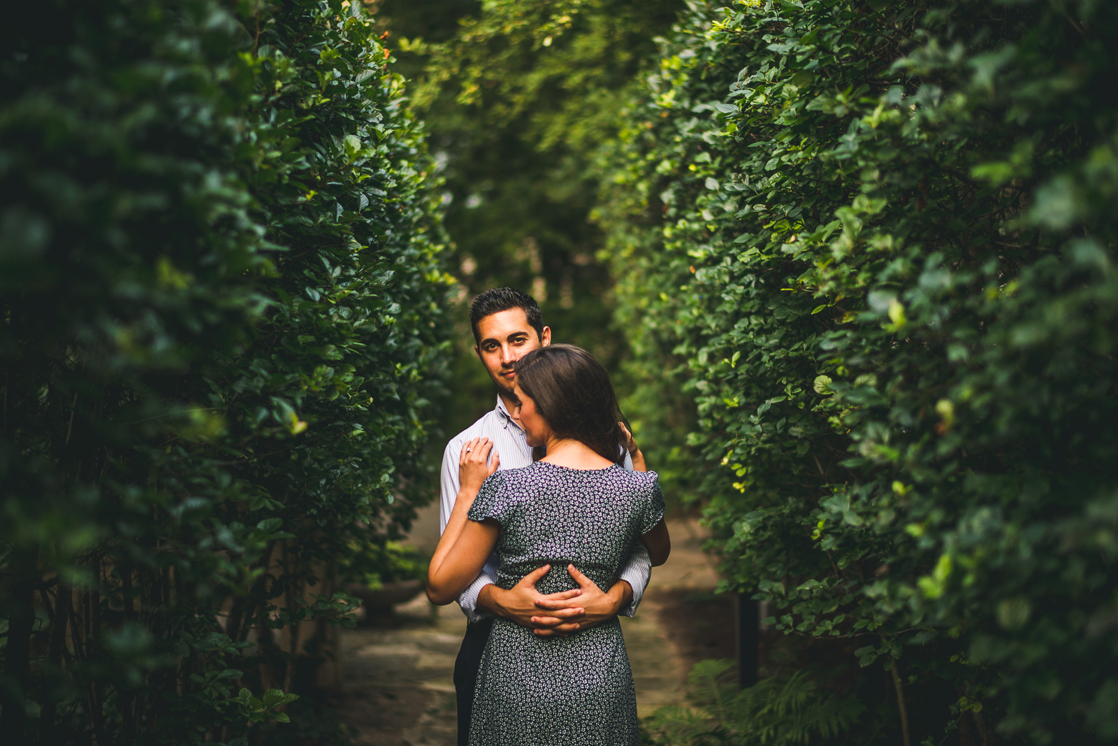 04 best northwestern engagement photographers - Northwestern Engagement Photos // Emma + Francesco