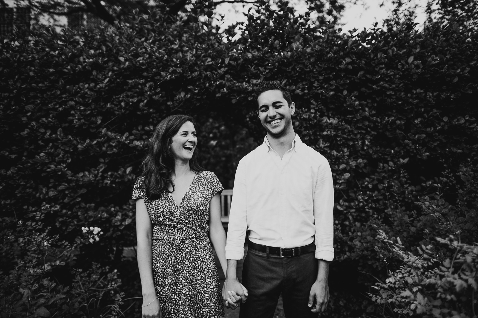 09 fun northwestern engagement session - Northwestern Engagement Photos // Emma + Francesco