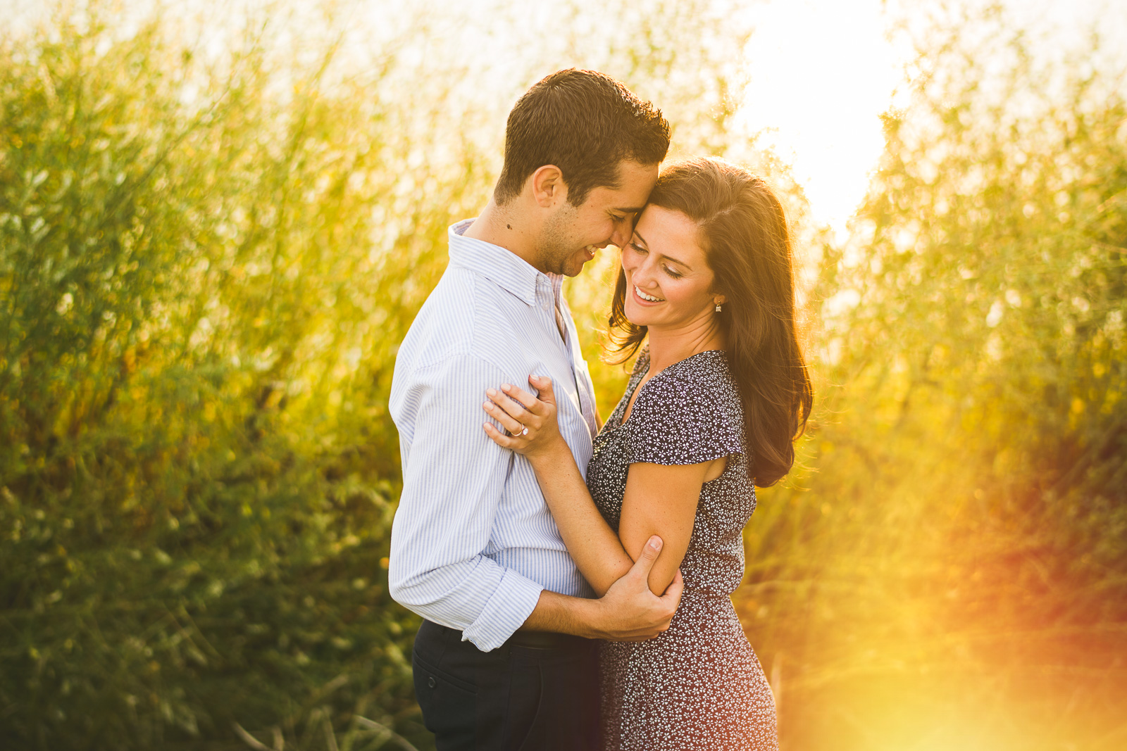 10 beautiful northwestern engagement photography - Northwestern Engagement Photos // Emma + Francesco
