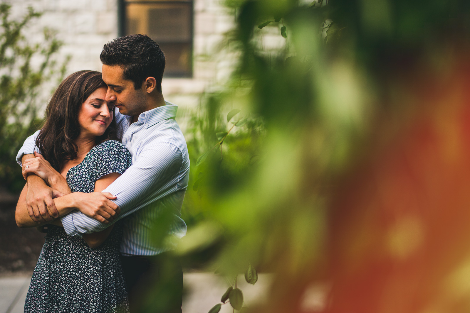 21 northwestern university engagement picture inspiration - Northwestern Engagement Photos // Emma + Francesco