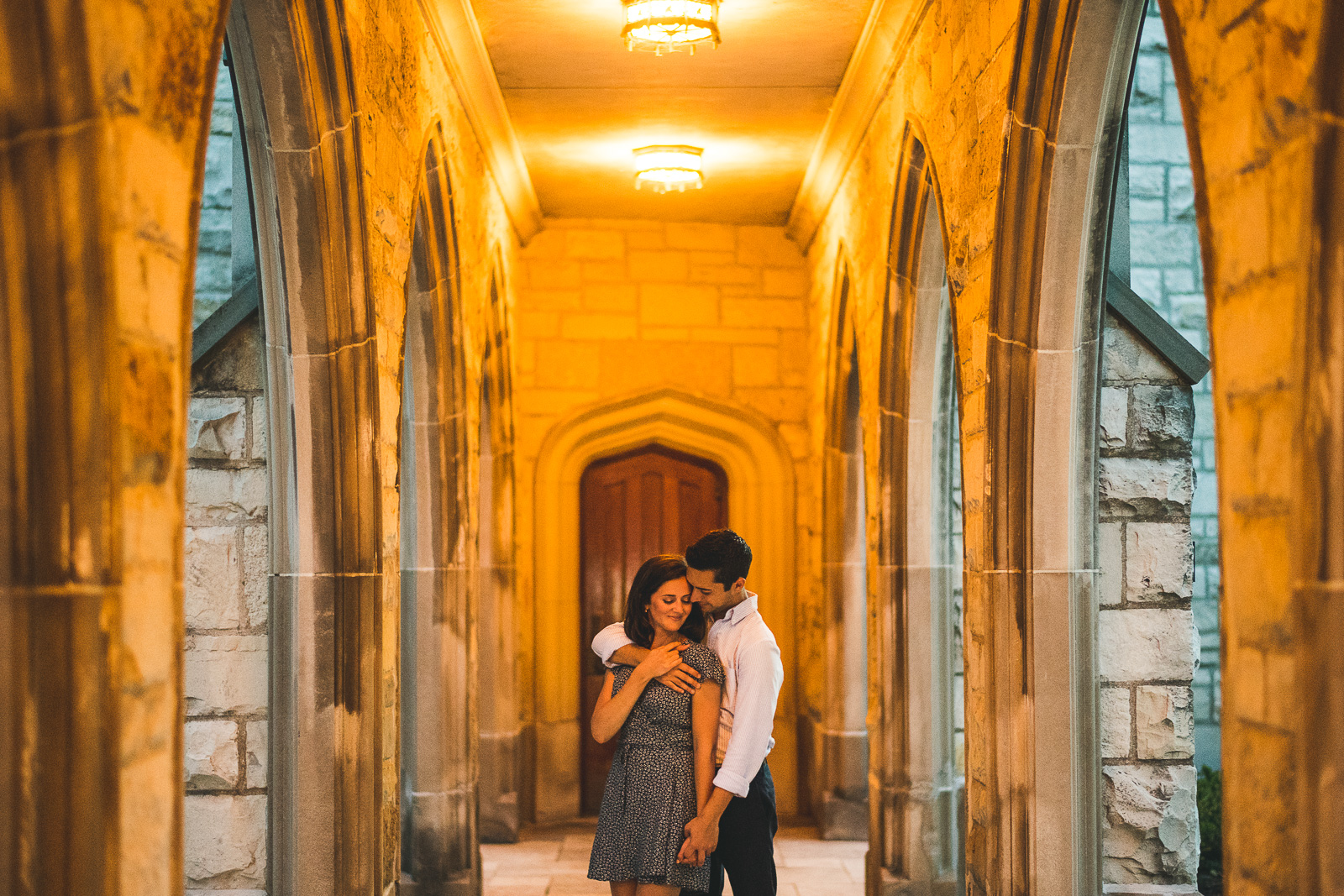 25 fun northwestern engagement photography - Northwestern Engagement Photos // Emma + Francesco
