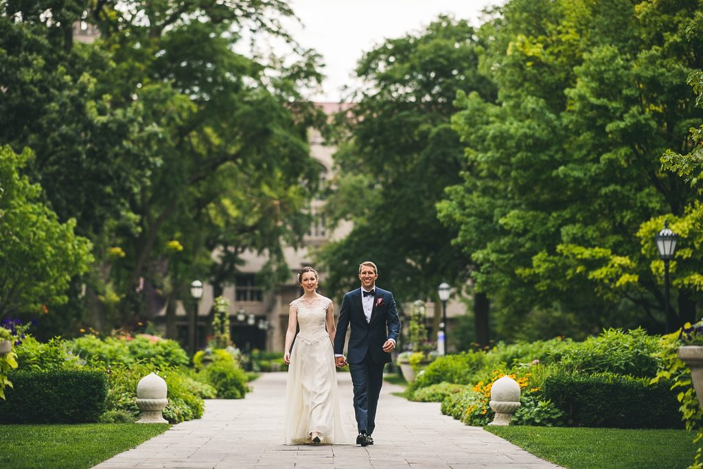 University of Chicago Wedding Photos // Annemarie + Zach