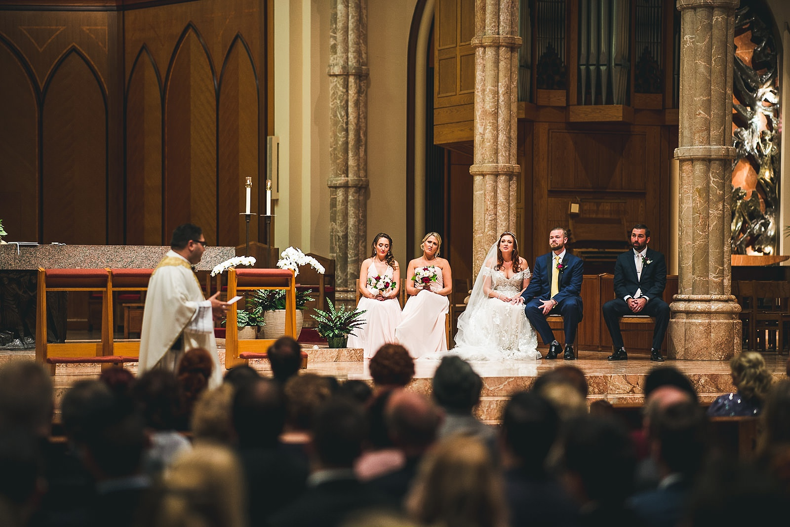 31 epic church photos - Hilton Chicago Wedding Photographer // Sarah + Aaron