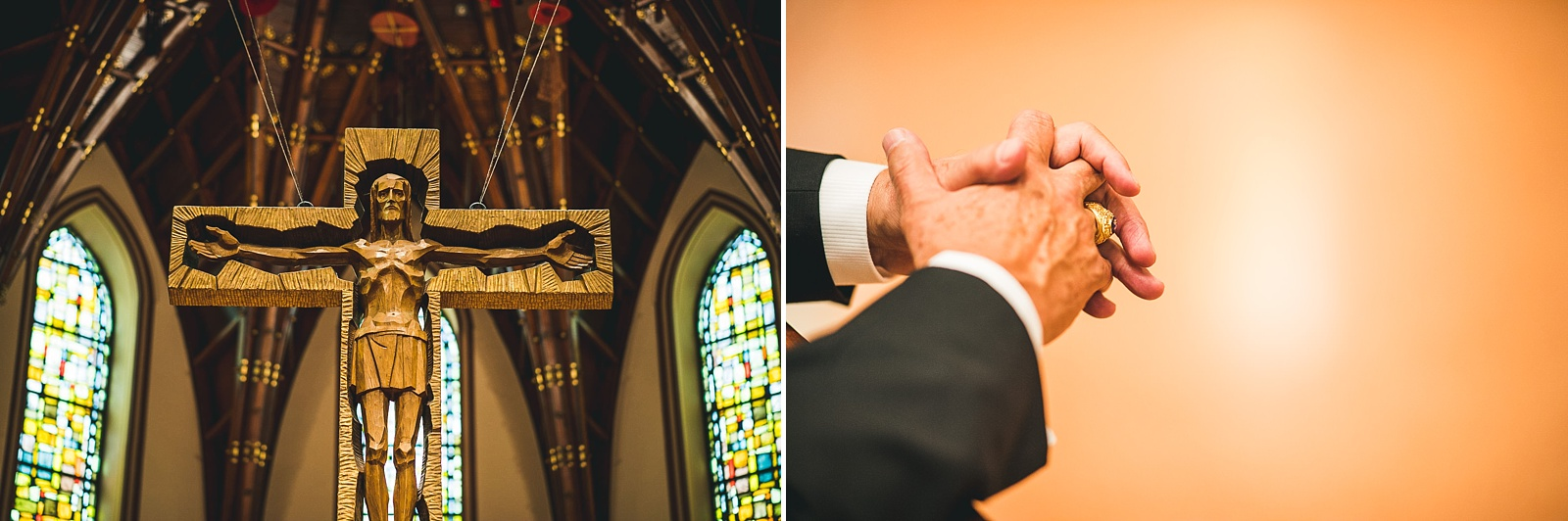 36 church wedding details - Hilton Chicago Wedding Photographer // Sarah + Aaron