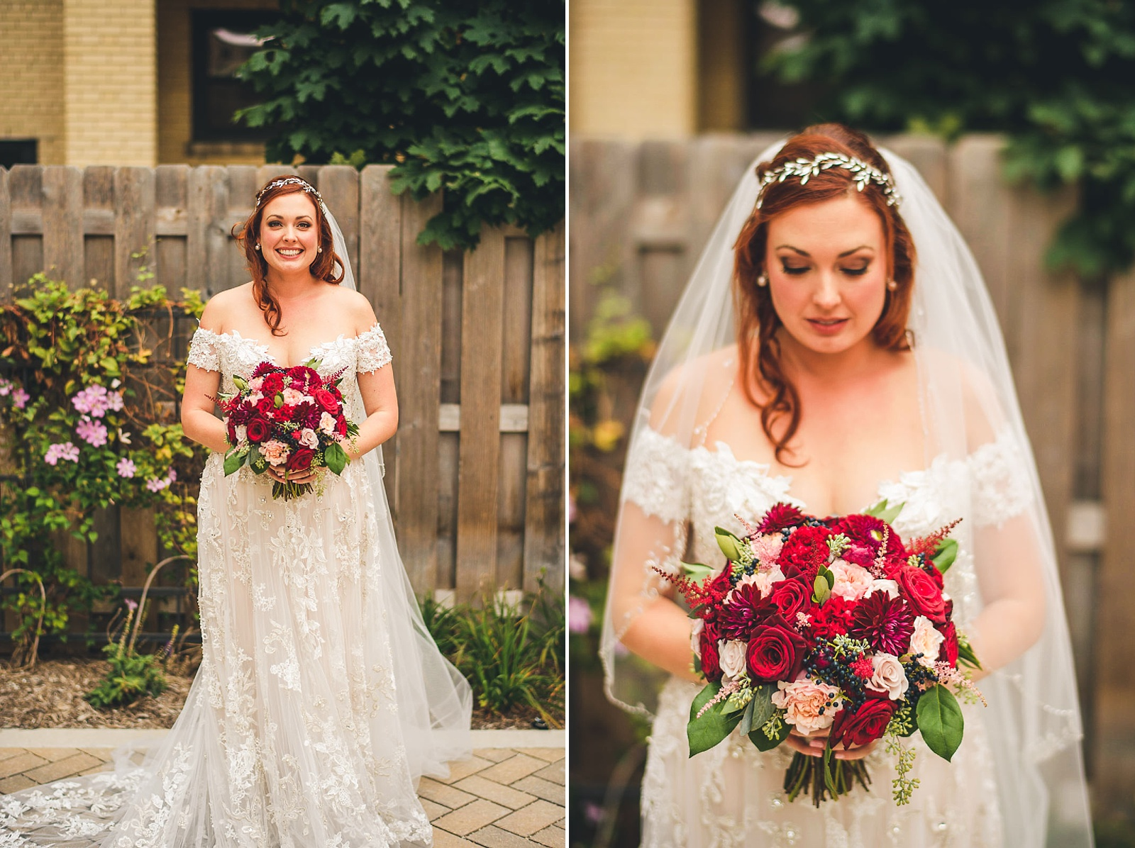 42 bride details - Hilton Chicago Wedding Photographer // Sarah + Aaron