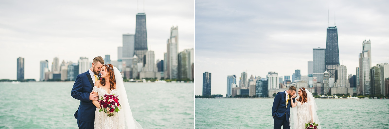 46 chicago wedding photos - Hilton Chicago Wedding Photographer // Sarah + Aaron
