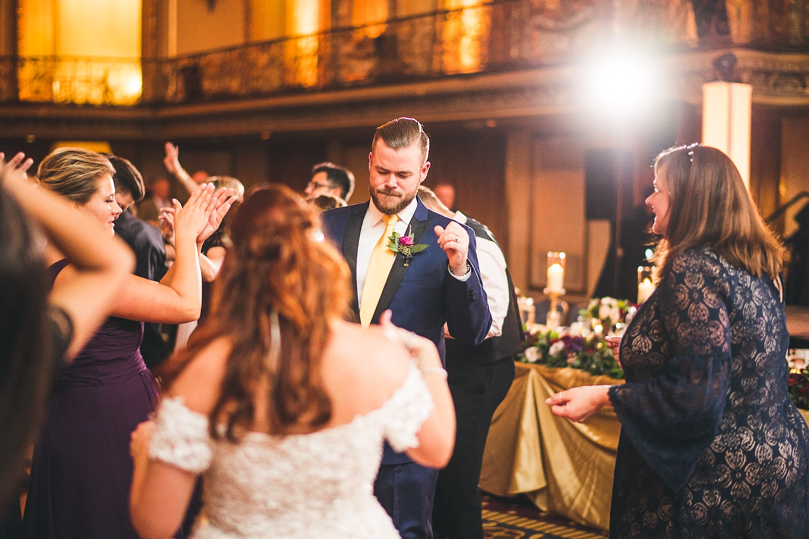 80 wedding reception photography inspiration - Hilton Chicago Wedding Photographer // Sarah + Aaron