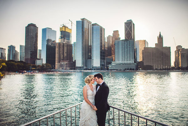 Chicago Drake Hotel Wedding // Corie + Jordan