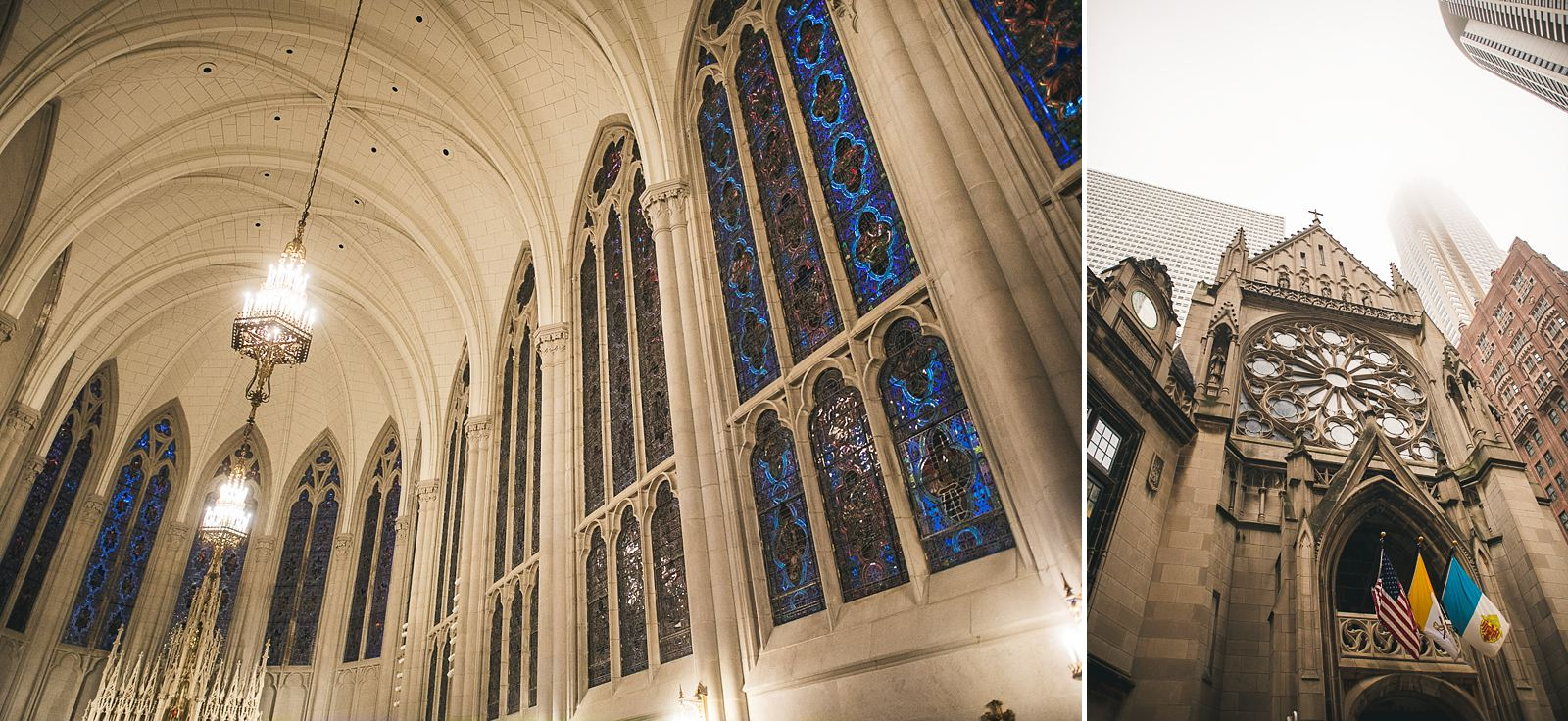 16 st james chapel - Ivy Room Wedding // Audrey + Tyler