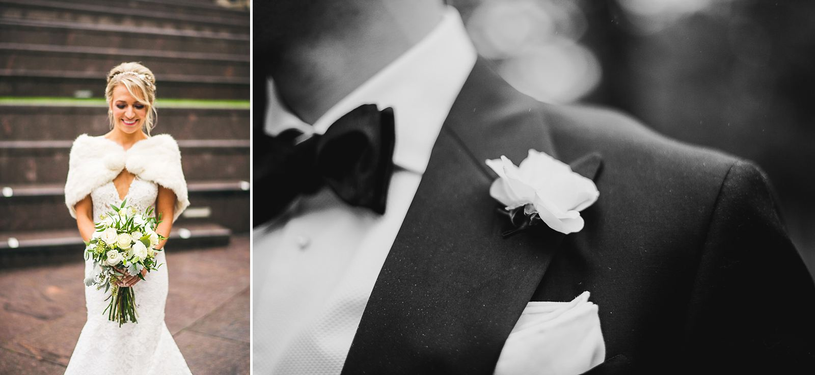 39 bride and groom details - Ivy Room Wedding // Audrey + Tyler