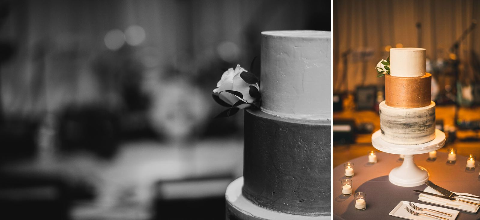51 cake at ivy room chicago - Ivy Room Wedding // Audrey + Tyler