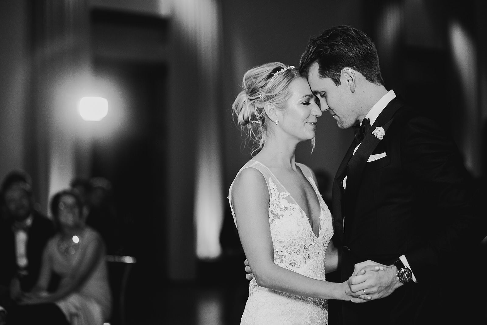 59 first dance at ivy room chicago - Ivy Room Wedding // Audrey + Tyler