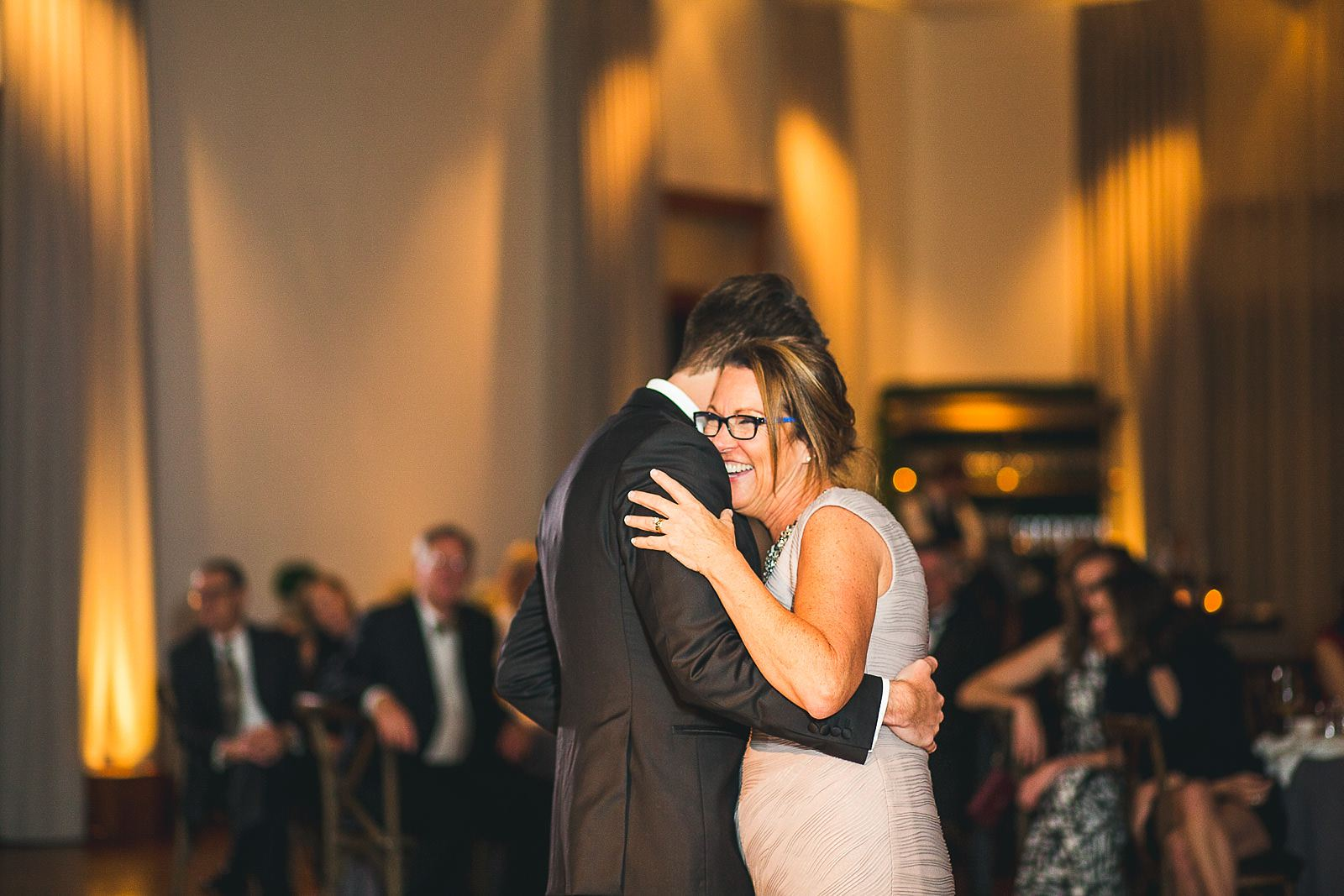 62 mother son - Ivy Room Wedding // Audrey + Tyler