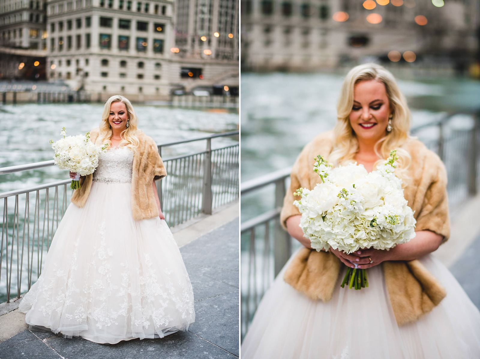 12 gorgeous bride - Drake Chicago Luxury Wedding Photography // Kate + Royce