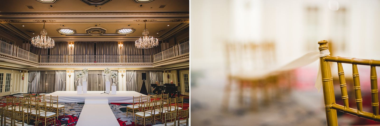 21 gorgeous drake wedding details - Drake Chicago Luxury Wedding Photography // Kate + Royce