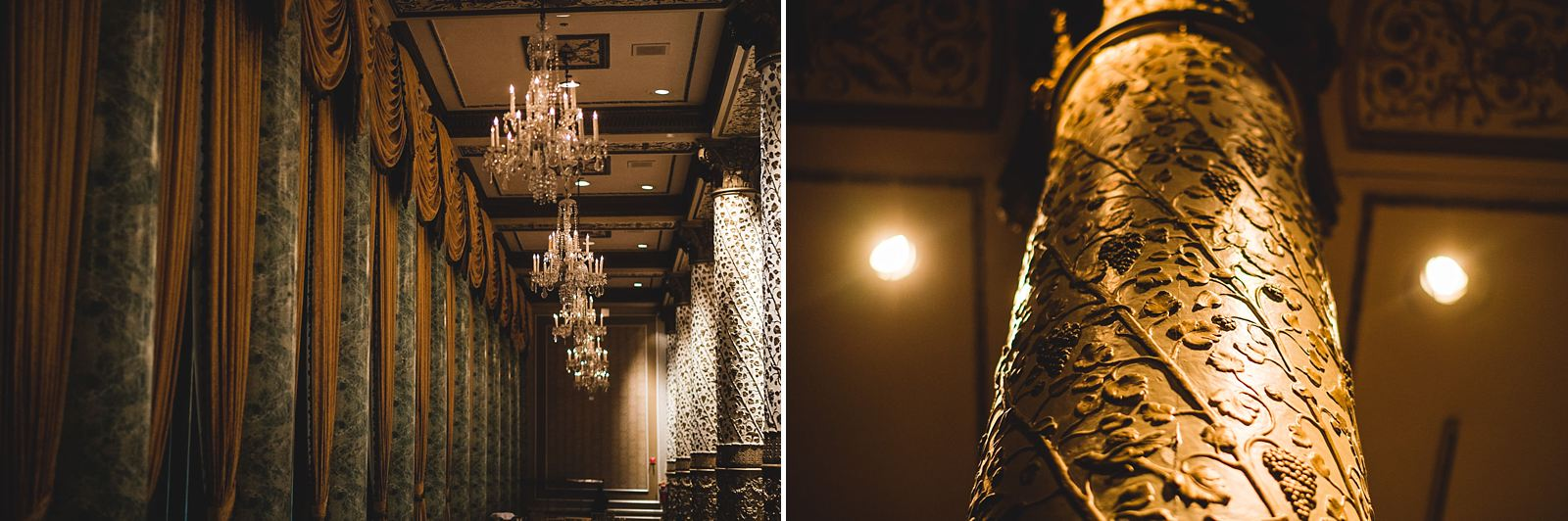 26 gold coast room details - Drake Chicago Luxury Wedding Photography // Kate + Royce