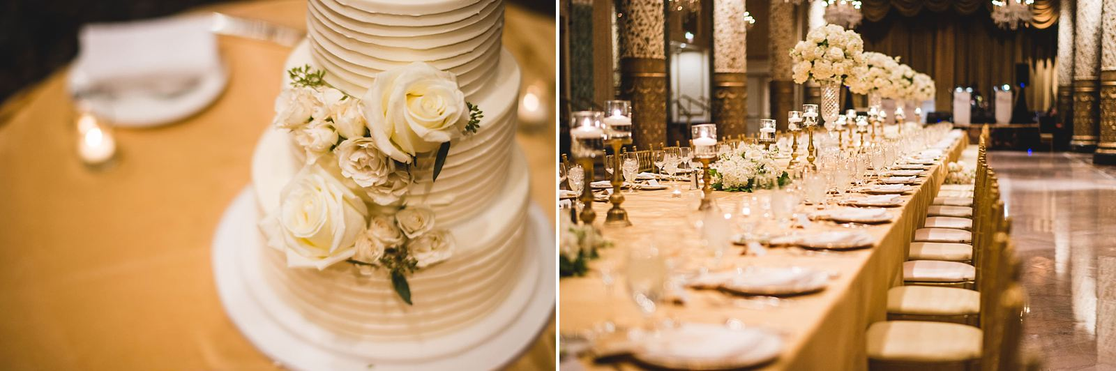 28 luxury wedding at the drake - Drake Chicago Luxury Wedding Photography // Kate + Royce