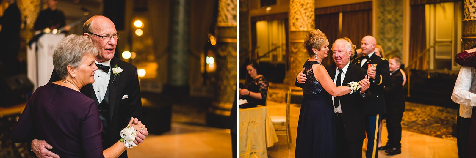 33 dancing at the drake - Drake Chicago Luxury Wedding Photography // Kate + Royce