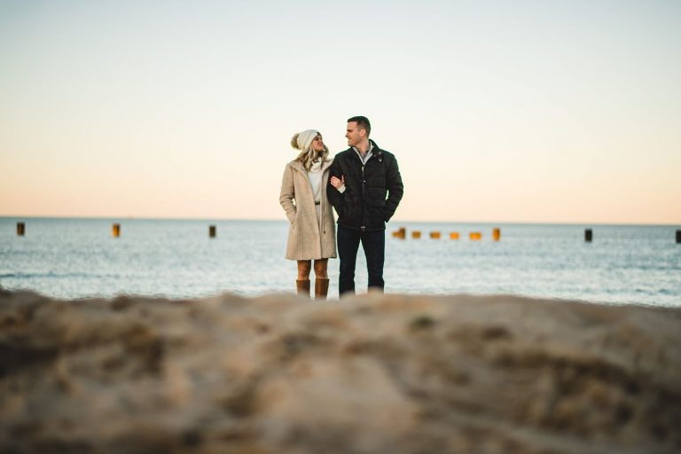 07 beach engagement session inspo