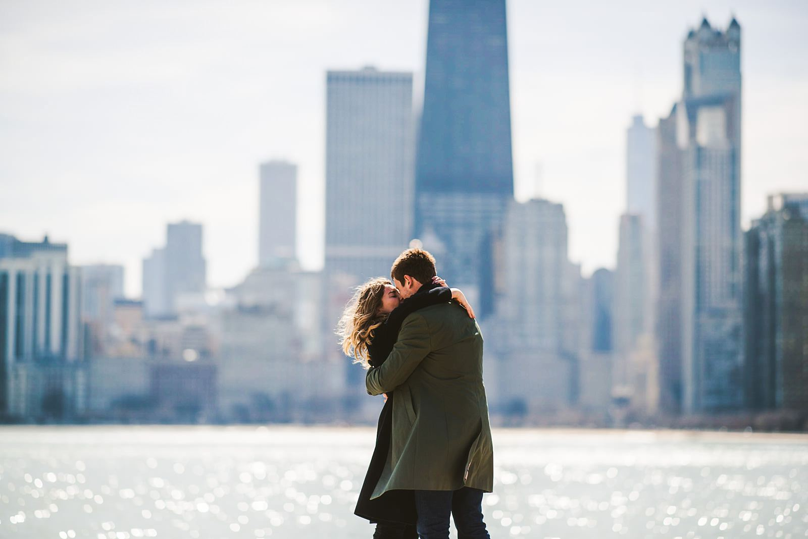 03 best chicago proposal photos - Chicago Marriage Proposal Photos // Justin + Basia