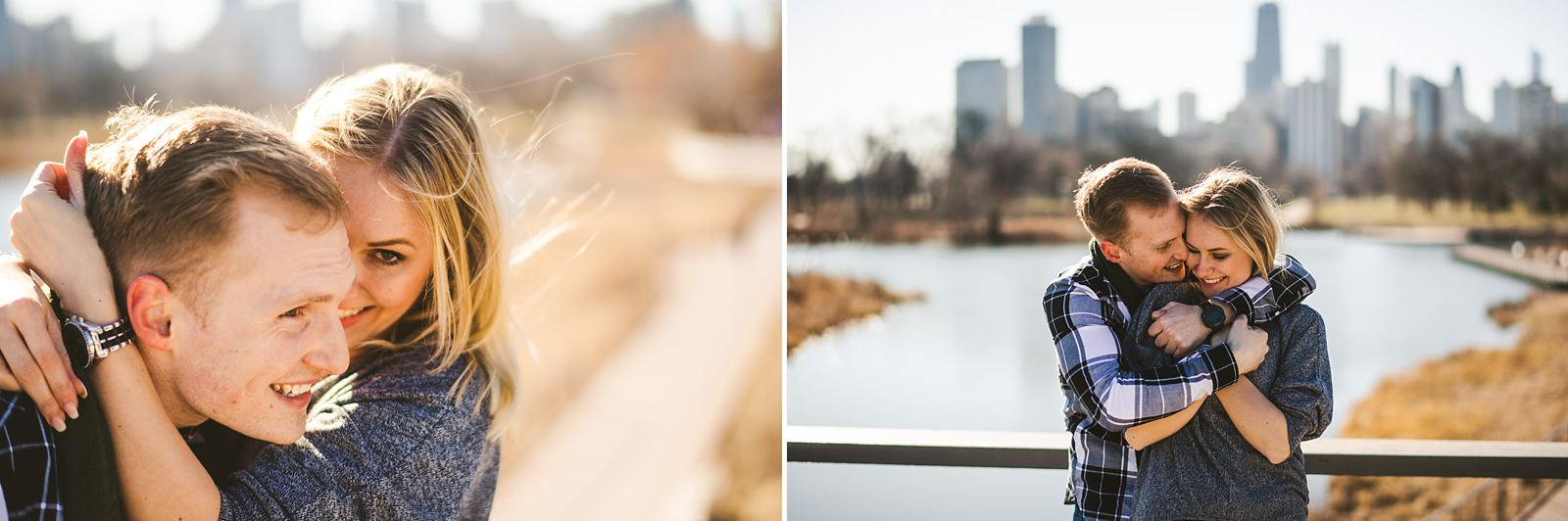 09 chicago proposal photography inspiration - The Prefect Chicago Proposal // Eva + Vitalij
