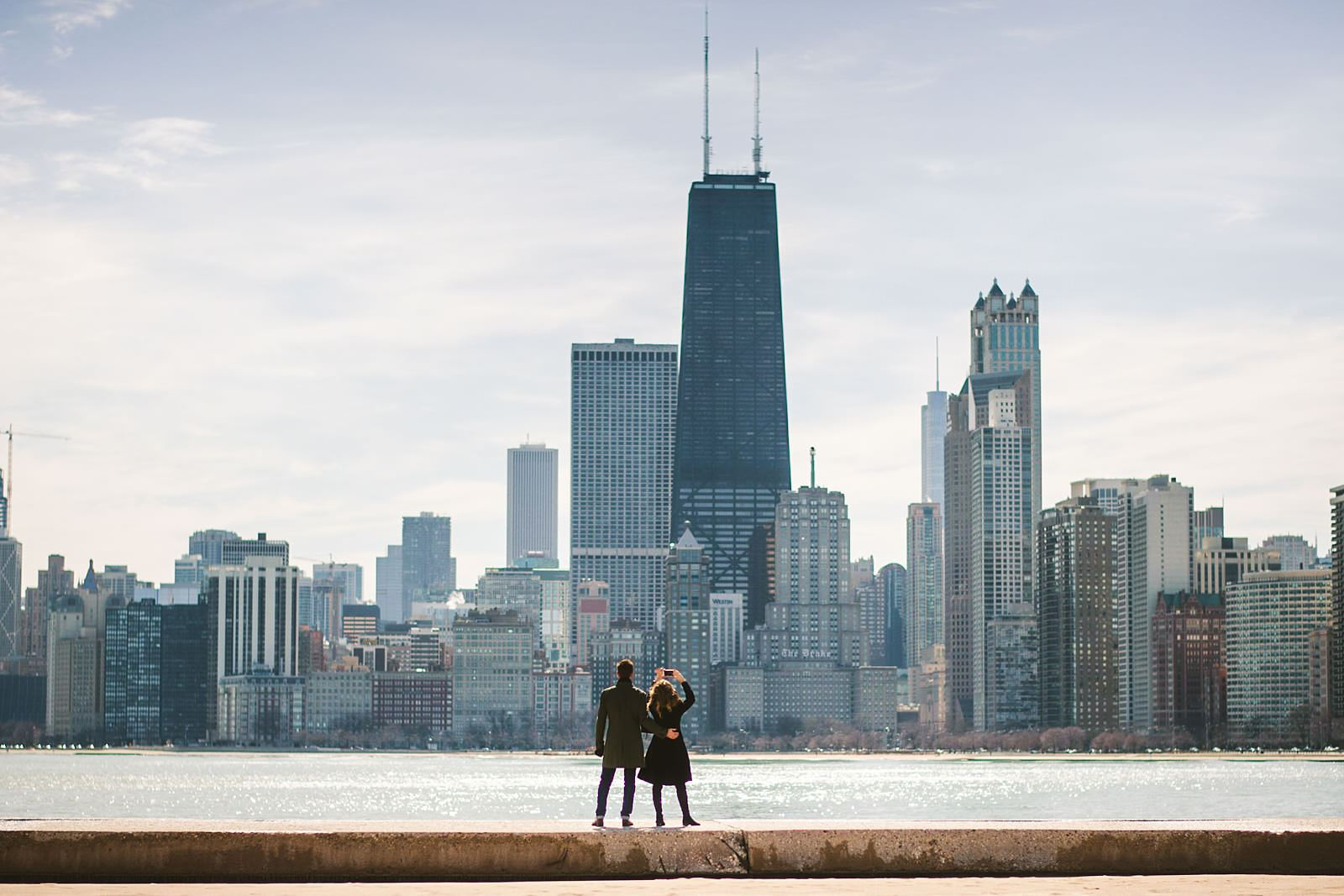 1 chicago marriage proposal - Chicago Marriage Proposal Photos // Justin + Basia